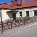 Ośrodek Zdrowia w Wiślicy.